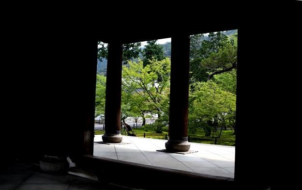 南禅寺 三門よりの風景5