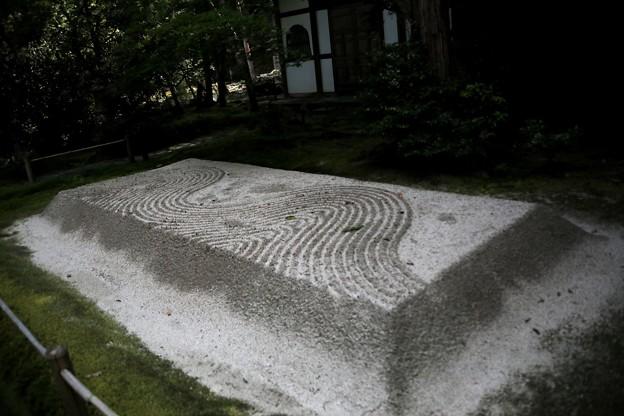 法然院の石庭2