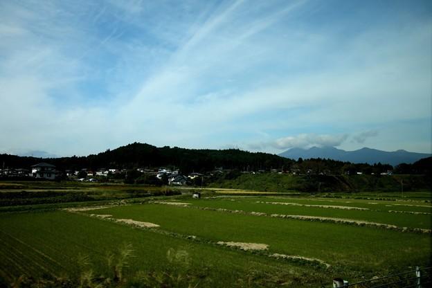 東北の秋田園風景2