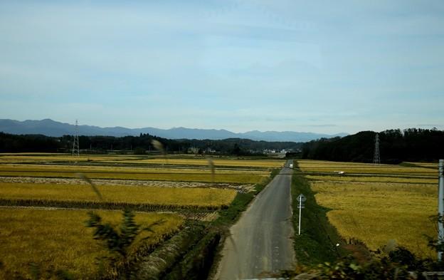 東北秋風景