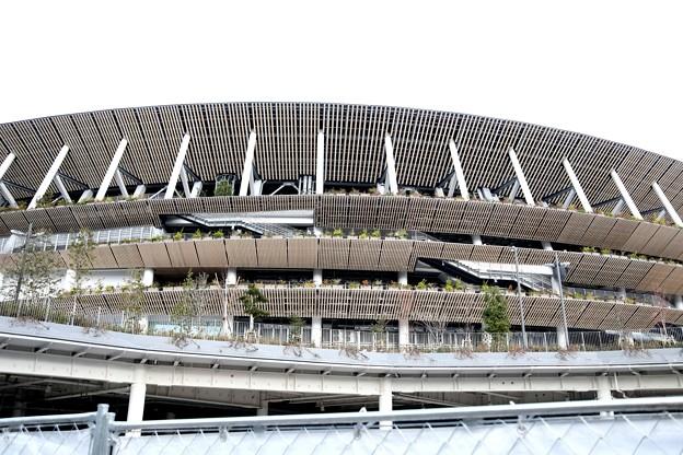 Photos: 新国立競技場3