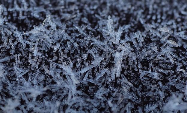 霜の結晶2