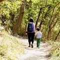Photos: 親子での野鳥の散策