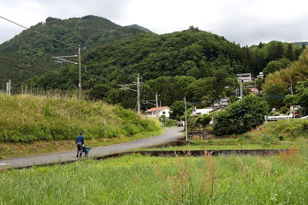 中之条農村風景