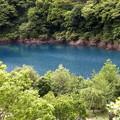 Photos: 奥四万湖の色彩2