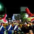 Photos: 天狗神輿二台の競演