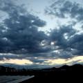 Photos: 夕方の雲(20200928)