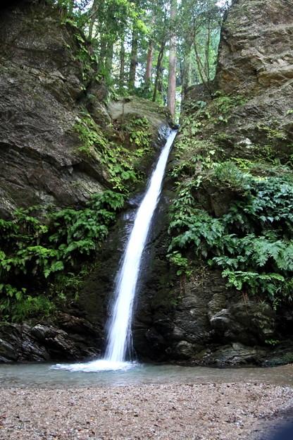 宿谷の滝1