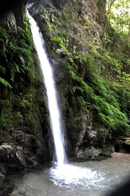 宿谷の滝2