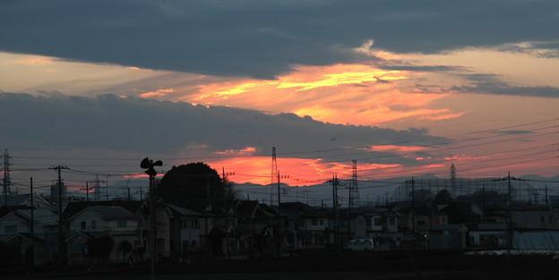 夕焼(2020.11.30)2