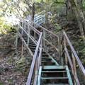 Photos: 展望台までの304段の急な階段