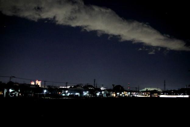 夜の空(2021.1.10)