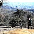 Photos: 多峰主山の山頂に到着(12:47)