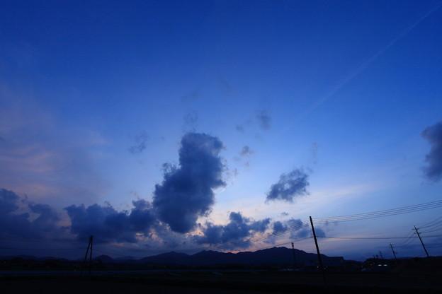 写真: トワイライトブルー