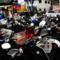 Photos: バイク置き場