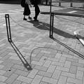 写真: 鉄鎖
