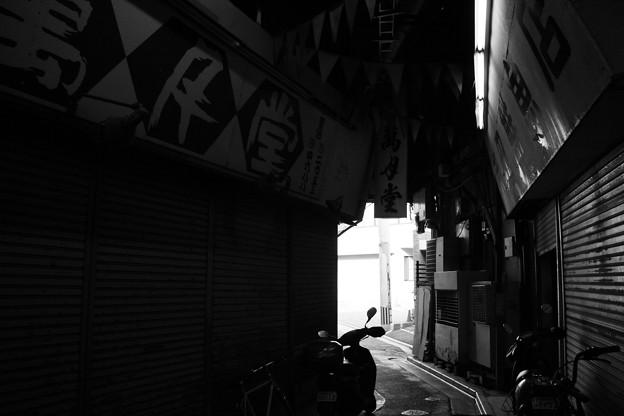 福岡5-柳橋連合市場(抜け道)