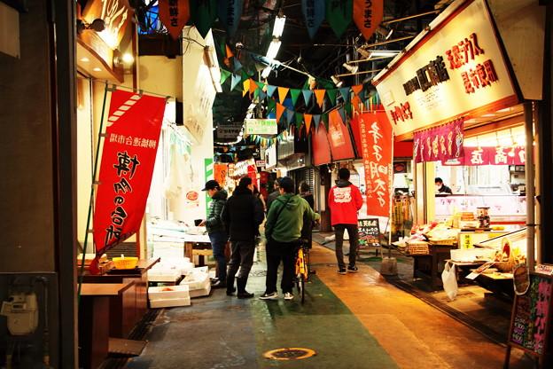 福岡6-柳橋連合市場(博多の台所)