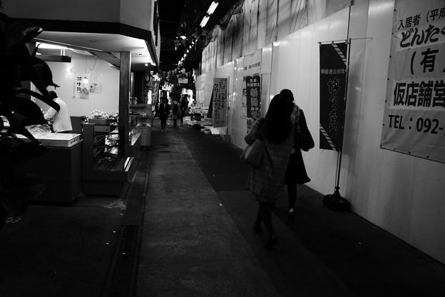福岡7-柳橋連合市場(工事中)