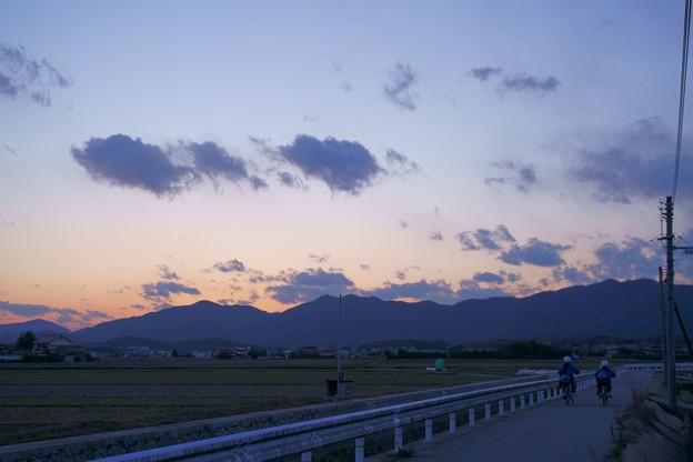 Photos: 千切れ雲