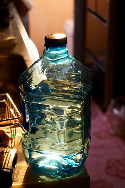 Photos: 青い水
