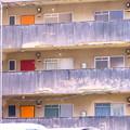 Photos: 三原2 カラフルアパート