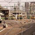 Photos: 広電車庫