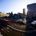 Photos: タクシー待機所