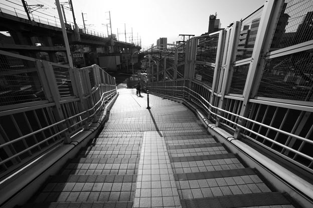 愛宕跨線橋1