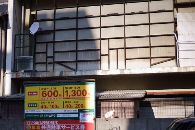 広島案内9 格子壁