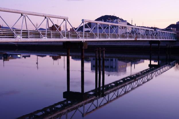 ケーブル橋
