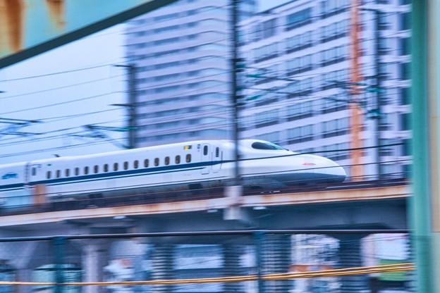 山陽新幹線博多行き