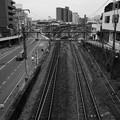 Photos: 尾道12 曲がったホーム