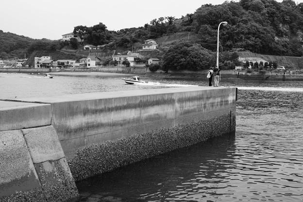 Photos: 尾道22 防波堤