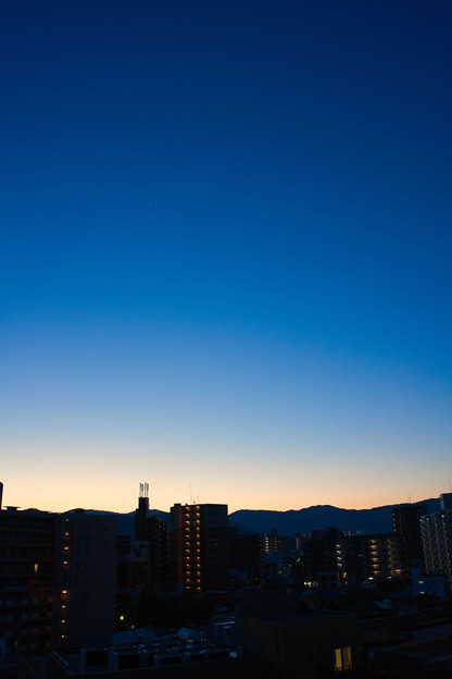Photos: 明けの明星