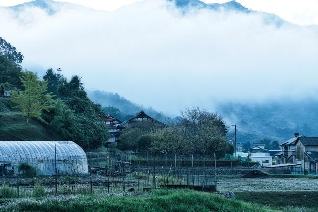 Photos: 山裾