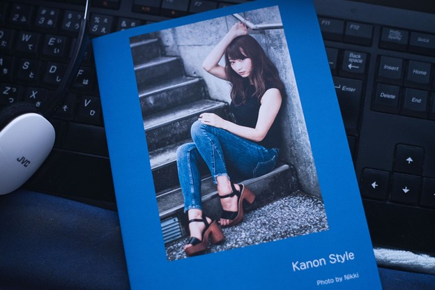 Photos: フォトブック「Kanon Style」