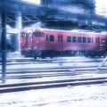 Photos: 雪国列車