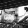 Photos: 高架下