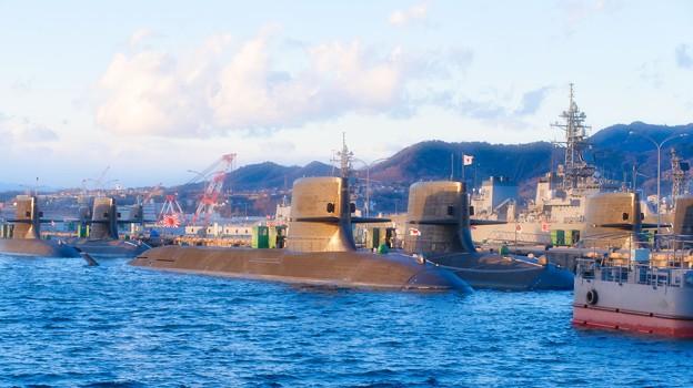 Photos: 鉄の鯨