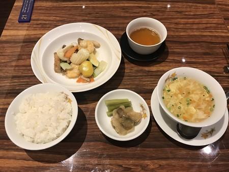 銀座アスター・料理2