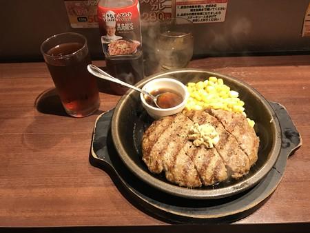 いきなりステーキ・料理