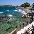 Photos: 海沿いの散歩道