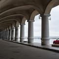 写真: 北防波堤ドーム