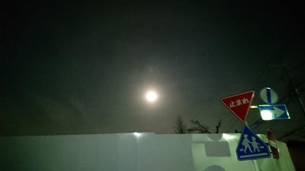 このまま雲に隠れないといいんだけどなぁ #月食