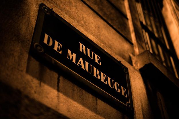 RUE DE MAUBEUGE