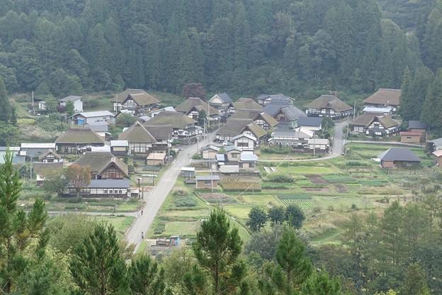 前沢曲家集落(福島県南会津町)