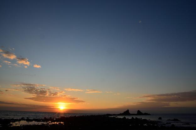 Photos: 真鶴半島 三ツ石の空2