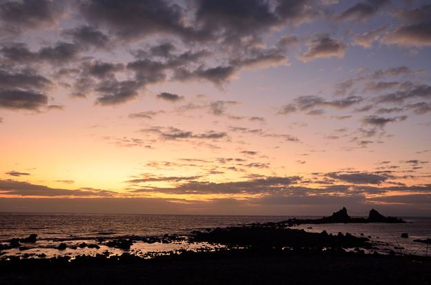 Photos: 真鶴半島 三ツ石の空0