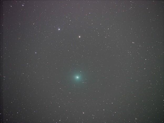 ウィルタネン彗星(30.12.12)